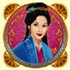 girl in blue kimono - asian beauty