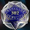police badge - basic instinct