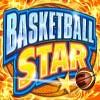 the basketball star logo: wild symbol - basketball star