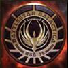 wild symbol - battlestar galactica