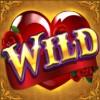 heart: wild symbol - beautiful bones