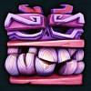 purple block - big blox