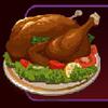 fragrant chicken - big chef