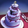 a wedding cake - bridezilla