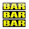 3bar - cash crazy
