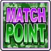 match point - centre court