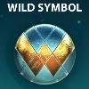 wild symbol - cosmic fortune