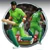 team in green - cricket star