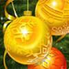 christmas balls - deck the halls