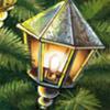 new year's flashlight - deck the halls