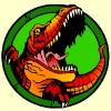 tyrannosaurus - dino might