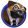 pug - dogfather