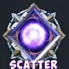 scatter: scatter symbol - dragonz