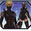 ninja - girls with guns frozen dawn