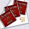 scatter - harvey's