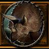 triceratops - jurassic park