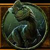 dilofosaur - jurassic park