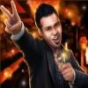 singing guy - karaoke party