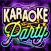 karaoke party logo: wild symbol - karaoke party