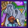 elephant - kathmandu
