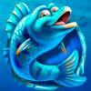 blue fish - lucky angler