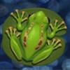frog - lucky koi