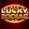 lucky zodiac logo: wild symbol - lucky zodiac