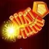 fireworks: scatter symbol - lucky zodiac