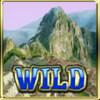 wild symbol - machu picchu