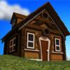 wooden house - piggy fortunes