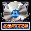 scatter - pure platinum