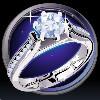 ring - pure platinum