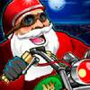 biker santa - santa's wild ride