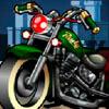 motorcycle - santa's wild ride