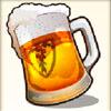 mug of beer - santa's wild ride