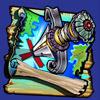 treasure map - skull duggery