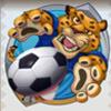 leopard - soccer safari