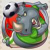 rhinoceros - soccer safari