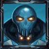 blue stranger - super heroes