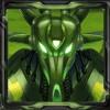 green newcomer - super heroes